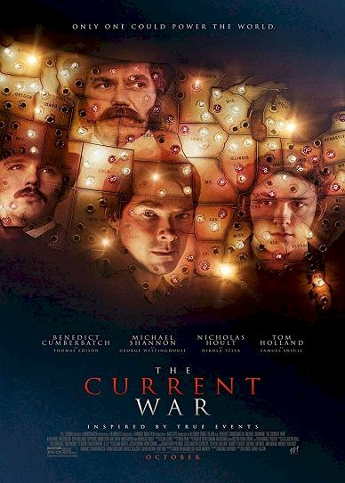 The Current War: Director's Cut Cover