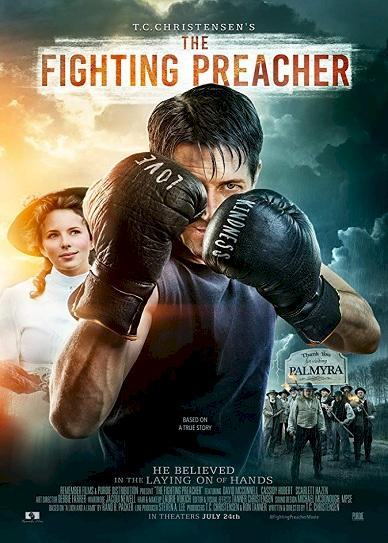 The Fighting Preacher Cover