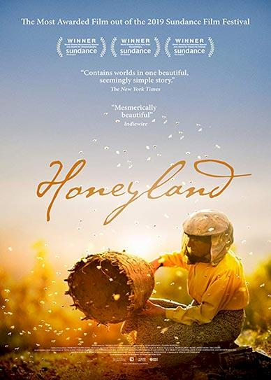 Honeyland Cover