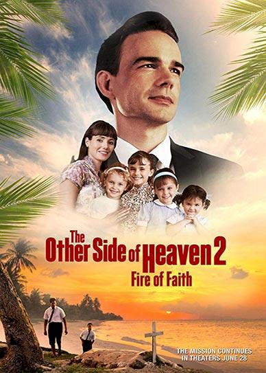 The Other Side of Heaven 2: Fire of Faith Cover