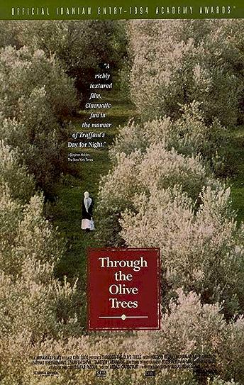 Through the Olive Trees Cover
