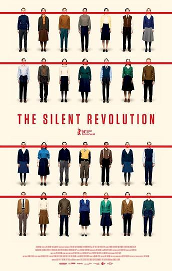 The Silent Revolution Cover
