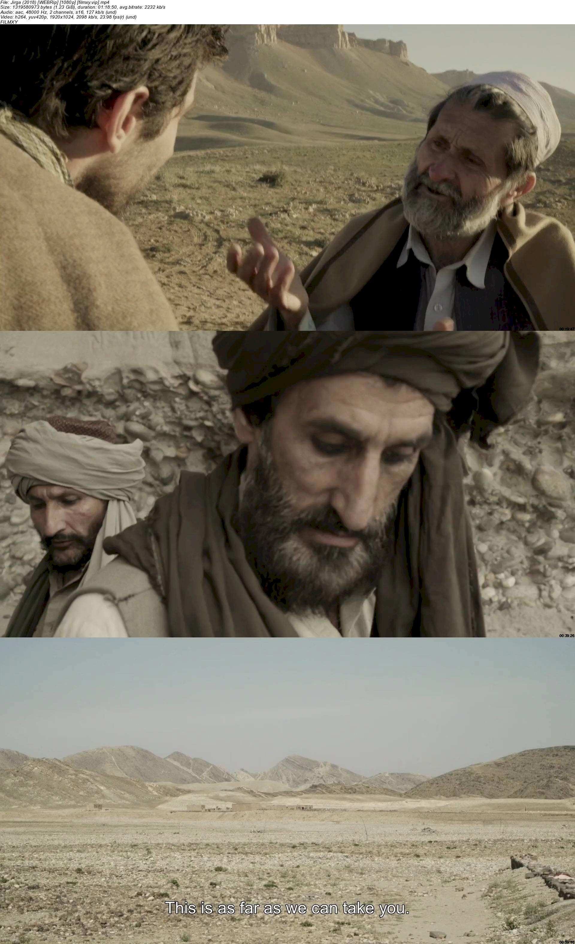 Jirga (2018) 1080p Screenshot