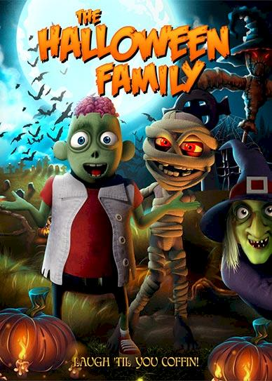 The Halloween Family Cover