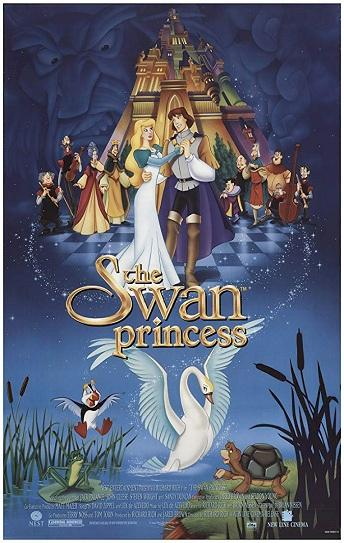 The Swan Princess Cover