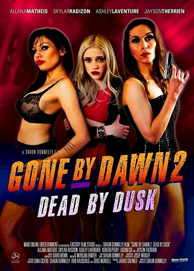 Gone by Dawn 2: Dead by Dusk Cover