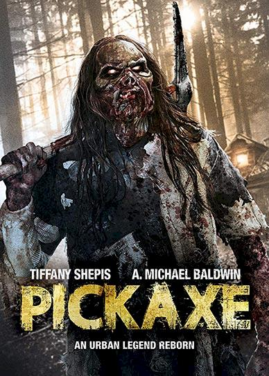 Pickaxe Cover