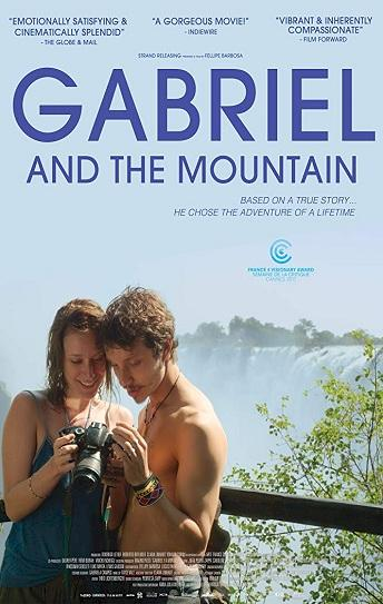 Gabriel and the Mountain Cover
