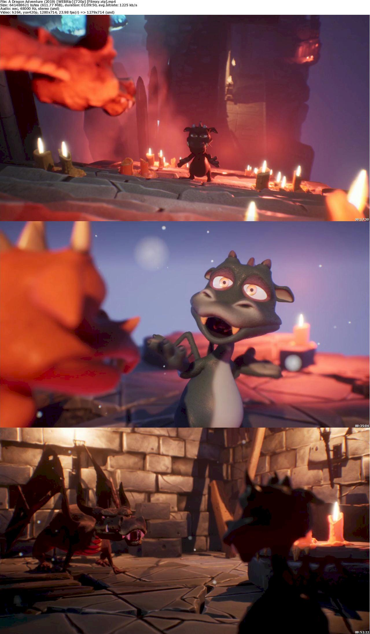 A Dragon Adventure (2019) 720p Screenshot