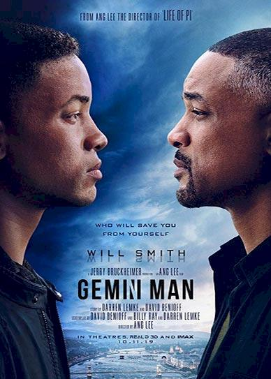 Gemini Man Cover