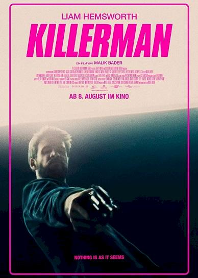 Killerman Cover