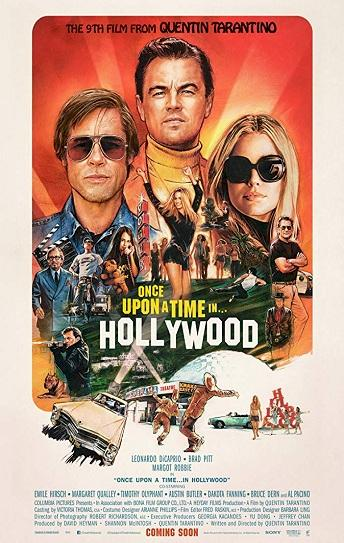 Once Upon a Time ... in Hollywood Cover