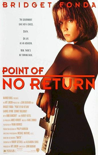 Point of No Return Cover