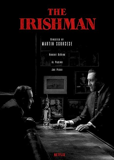 The Irishman Cover