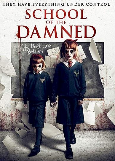 School of the Damned Cover