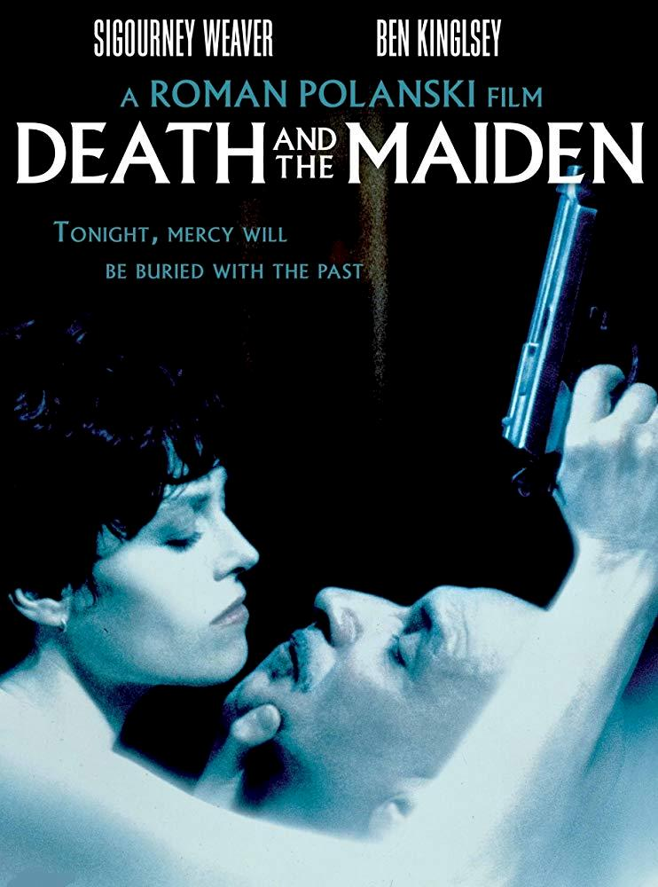 Death and the Maiden Cover