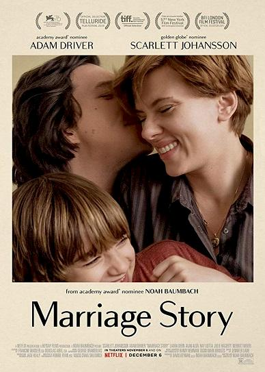 Marriage Story Cover