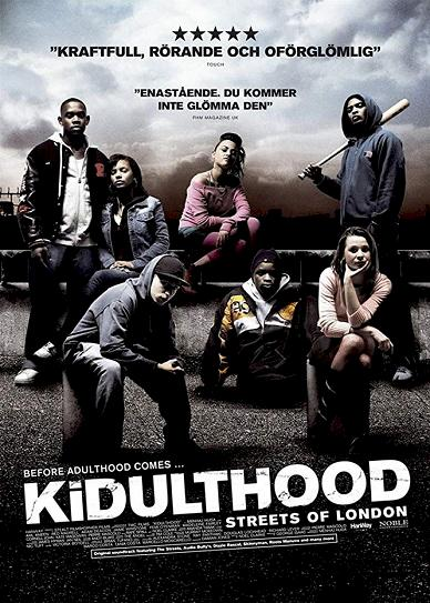 Kidulthood Cover
