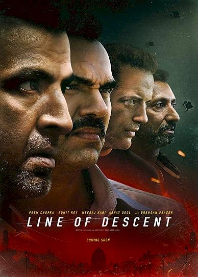 Line of Descent Cover