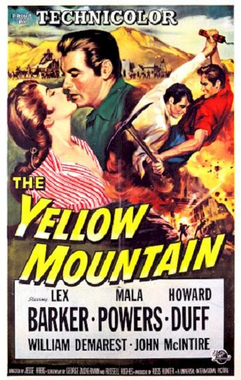 The Yellow Mountain Cover