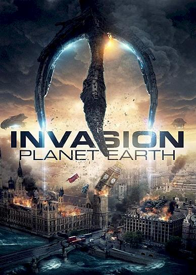 Invasion Planet Earth Cover