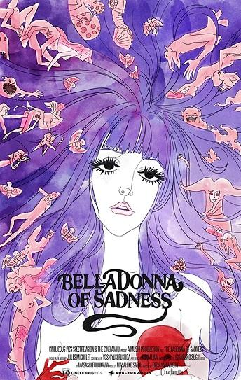 Belladonna of Sadness Cover