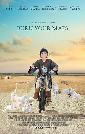Burn Your Maps Cover