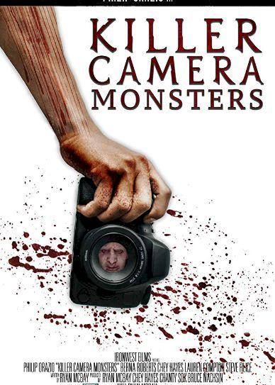 Killer Camera Monsters Cover