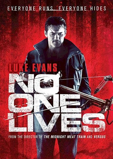 No One Lives Cover