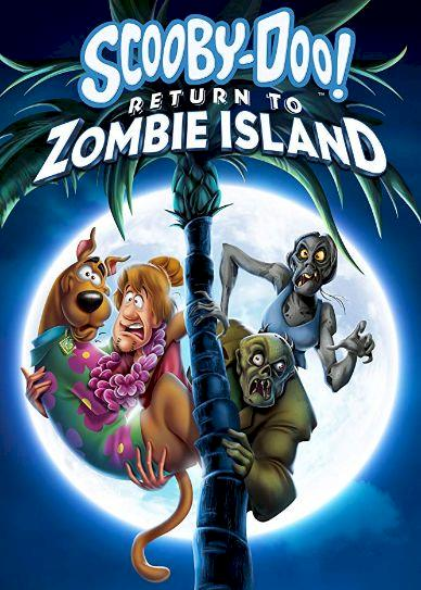 Scooby-Doo: Return to Zombie Island Cover