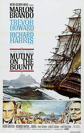 Mutiny on the Bounty Cover