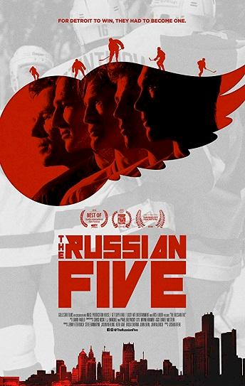 The Russian Five Cover