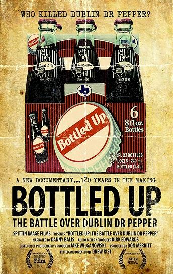 Bottled Up: The Battle Over Dublin Dr Pepper Cover
