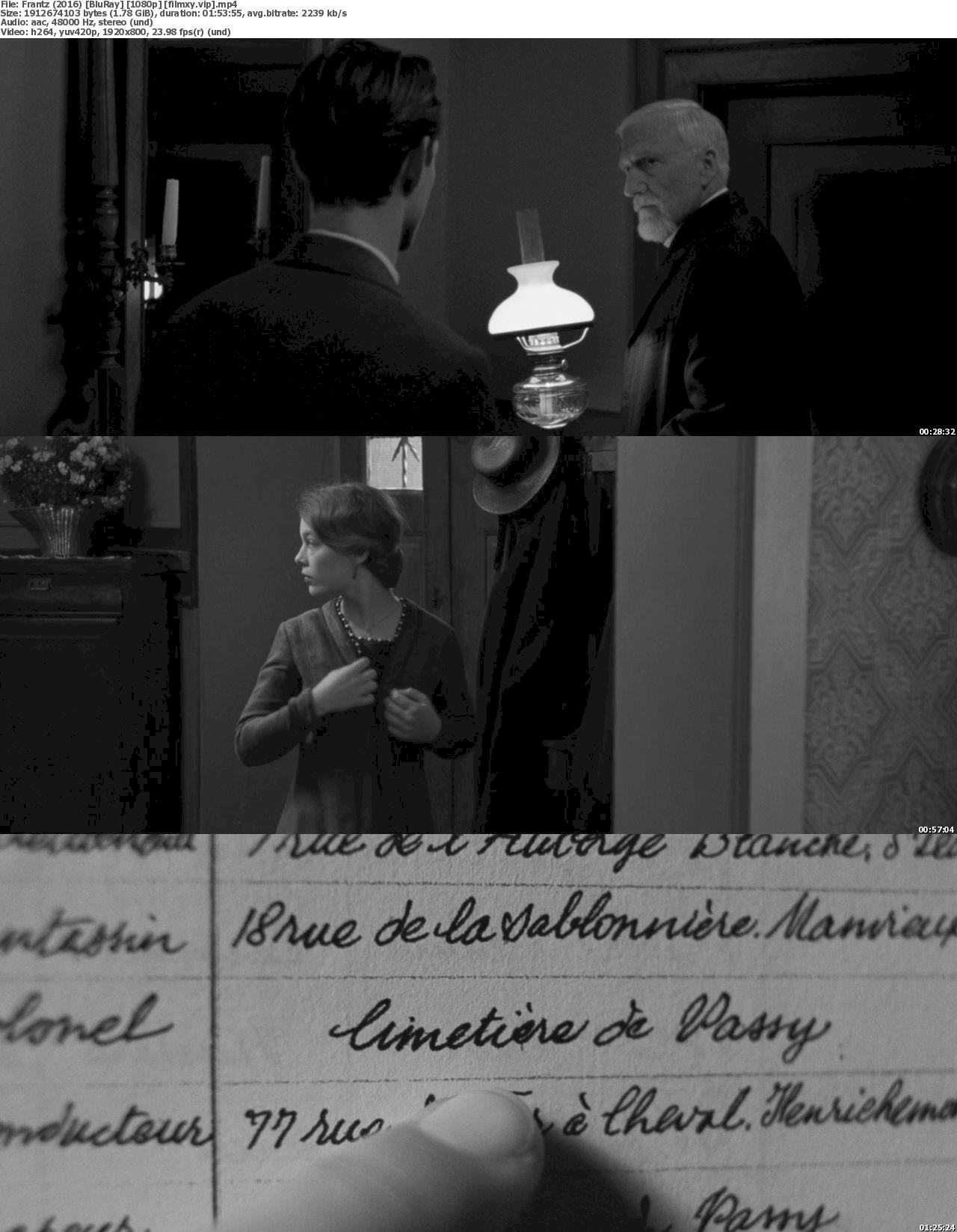 Frantz (2016) |1080p Screenshot