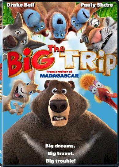 The Big Trip Cover