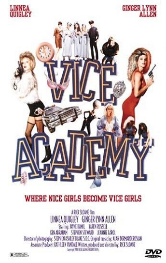Vice Academy Cover