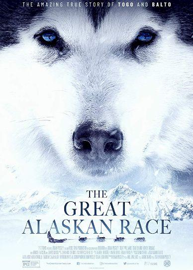 The Great Alaskan Race Cover