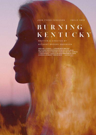 Burning Kentucky Cover