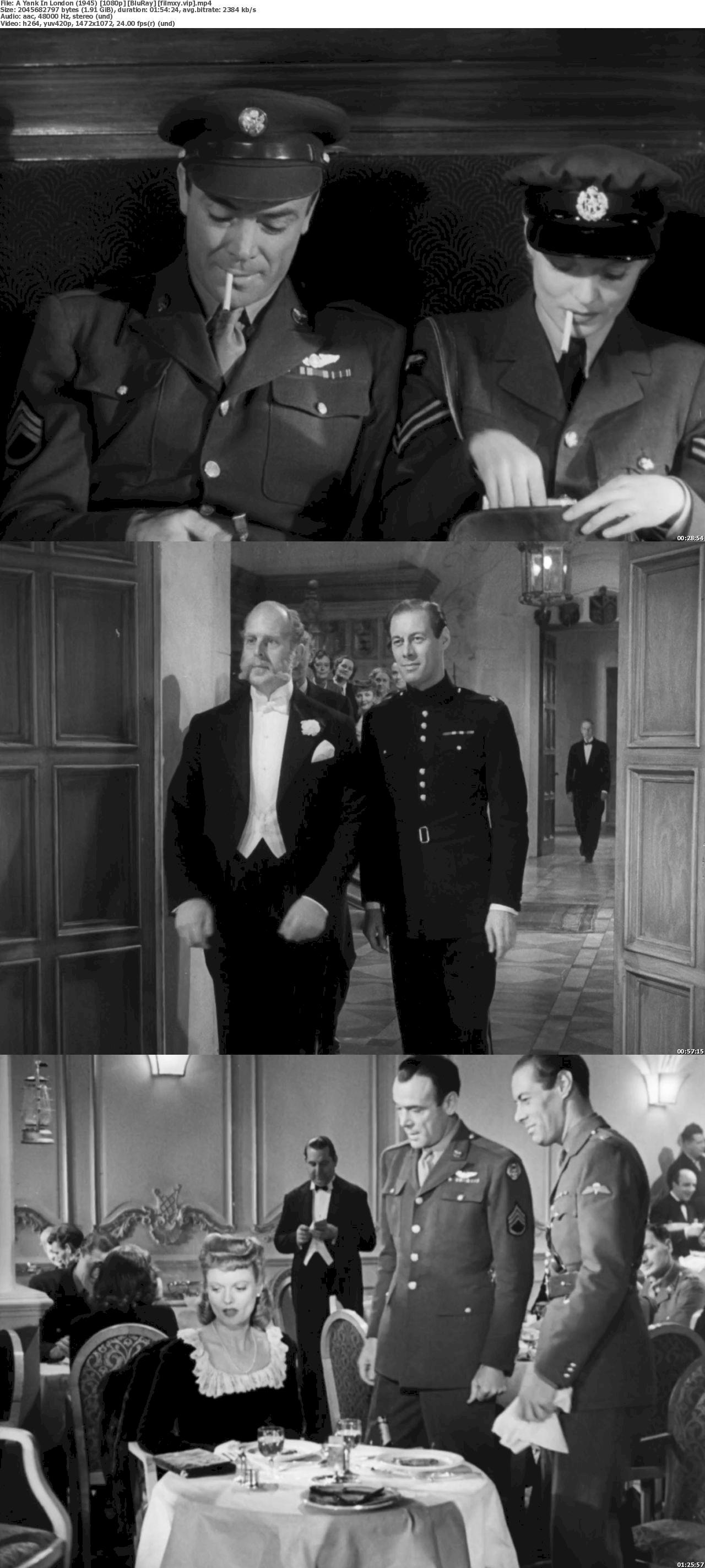 A Yank in London (1945) 1080p Screenshot