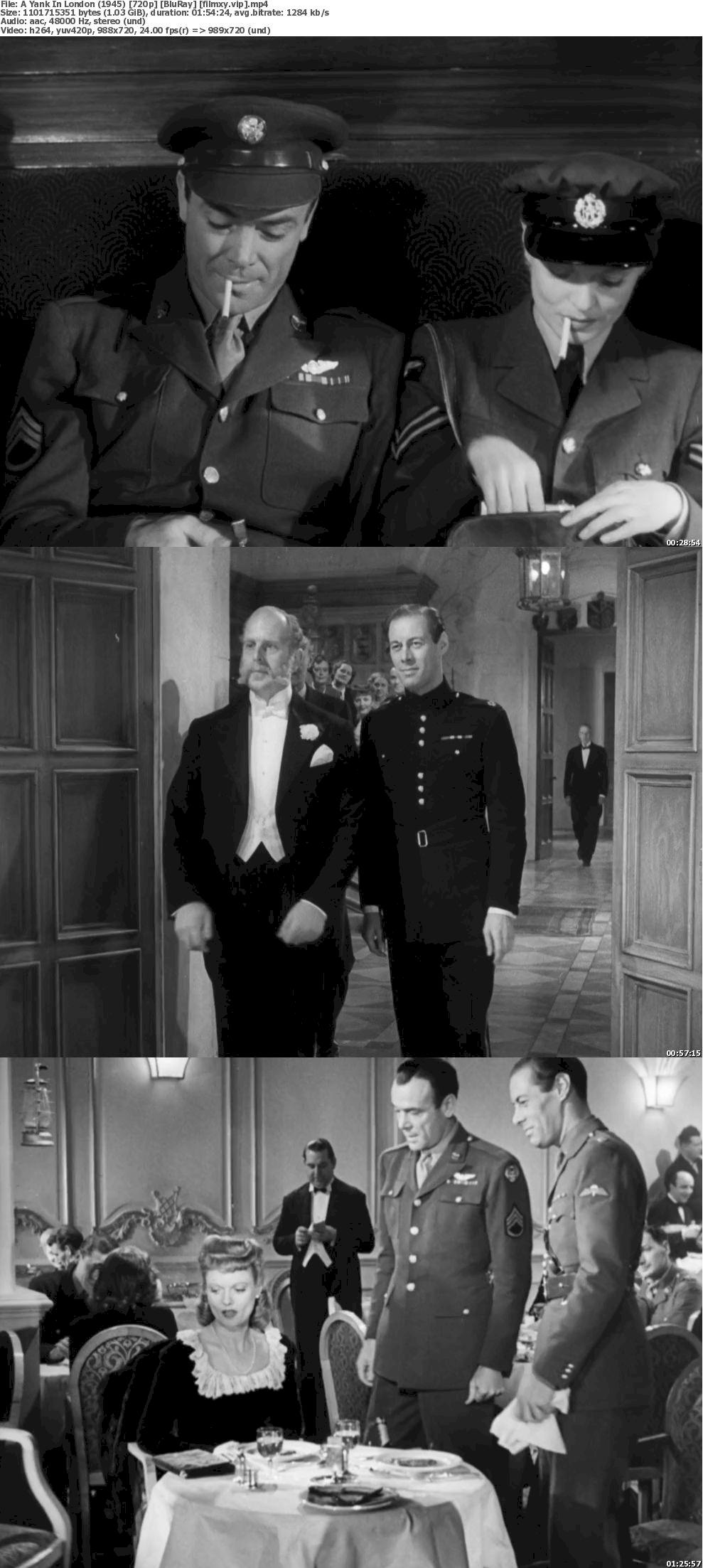 A Yank in London (1945) 720p Screenshot