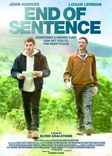 End of Sentence Cover