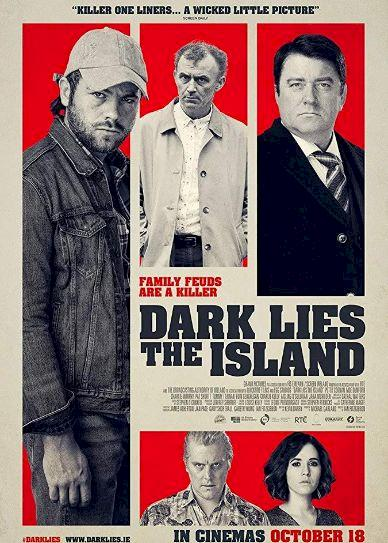 Dark Lies the Island Cover