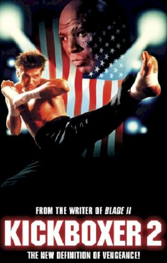 Kickboxer 2: The Road Back Cover