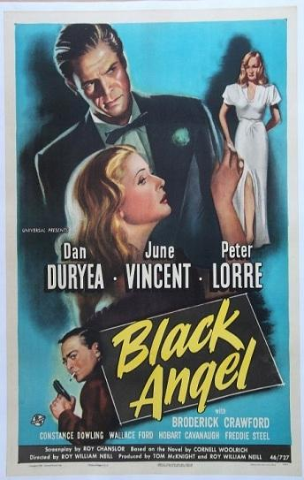 Black Angel Cover
