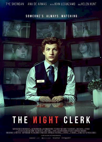 The Night Clerk Cover