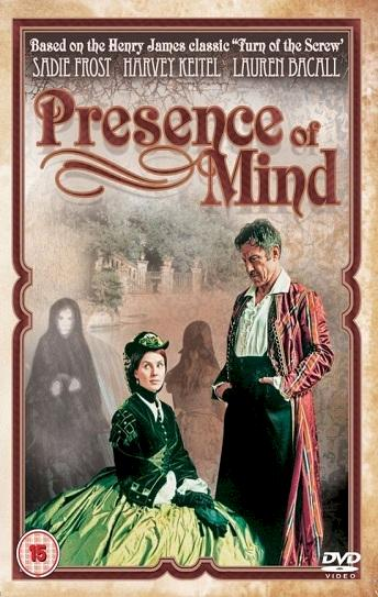 Presence of Mind Cover