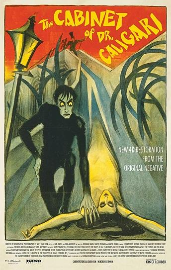 The Cabinet of Dr. Caligari Cover