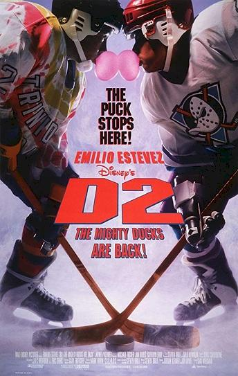 D2: The Mighty Ducks Cover