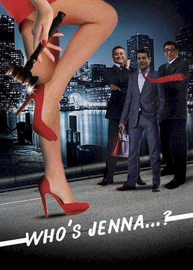 Who's Jenna...? Cover