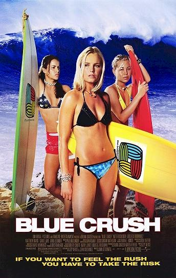 Blue Crush Cover